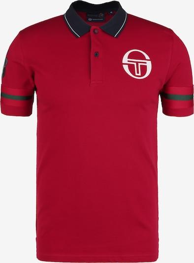 Sergio Tacchini Poloshirt in rot: Frontalansicht