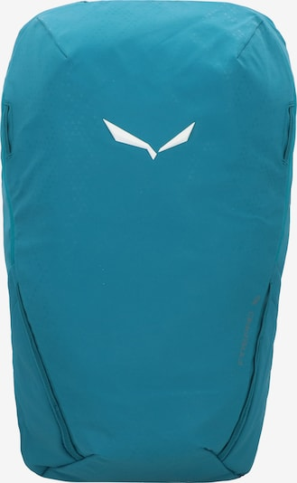 SALEWA Sports Backpack in Blue / Turquoise, Item view