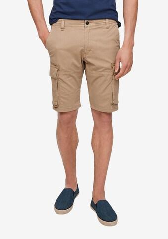 Pantaloni cargo di s.Oliver in marrone