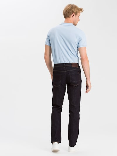 Cross Jeans Jeans - Antonio in blau, Modelansicht