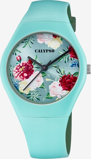 CALYPSO WATCHES Analog Watch in Mint / Mixed colors, Item view