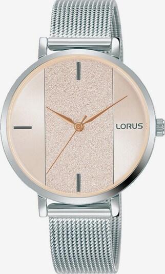 LORUS Uhr in champagner / silber, Produktansicht