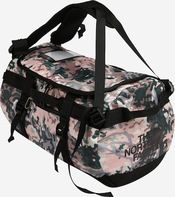THE NORTH FACE Sports Bag 'BASE CAMP DUFFEL - XS' in Black