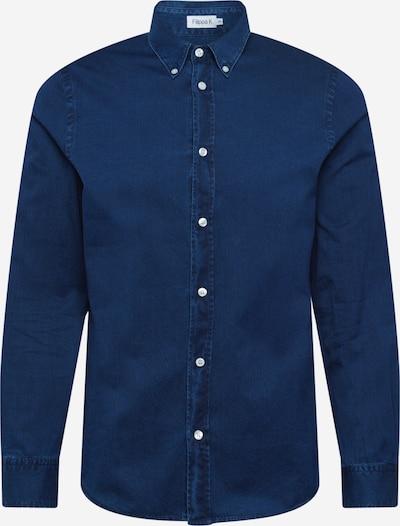 Filippa K Košeľa 'Lewis Chambray' - námornícka modrá, Produkt