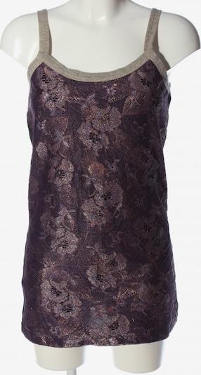 Custo Barcelona Long-Bluse in XL in lila / schwarz, Produktansicht