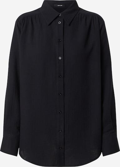 OPUS Blouse 'Fanuar' in Black, Item view