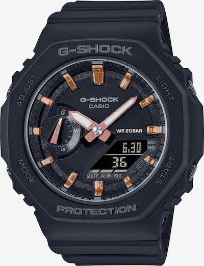 CASIO Uhr in gold / schwarz, Produktansicht