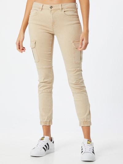 ONLY Cargo hlače 'ONLMISSOURI' u bež, Prikaz modela