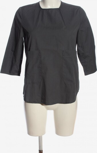 ViCOLO Langarm-Bluse in S in hellgrau, Produktansicht