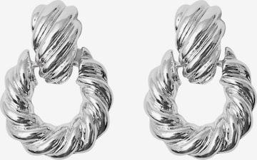 VILA Øredobber 'Jiggy' i sølv
