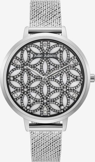 Julie Julsen Uhr 'Flower of Life' in silber, Produktansicht