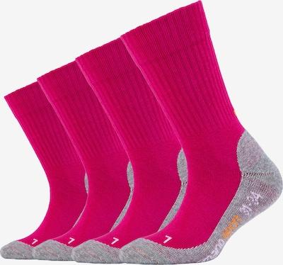 camano Socks 'Kim' in Grey / Red, Item view