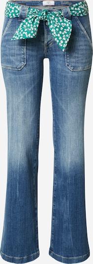 Jeans 'FLARE' Le Temps Des Cerises di colore blu, Visualizzazione prodotti