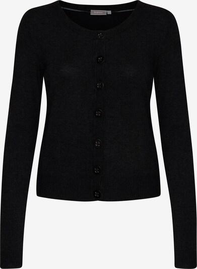 Fransa Strickjacke 'ZUVIC' in schwarz, Produktansicht