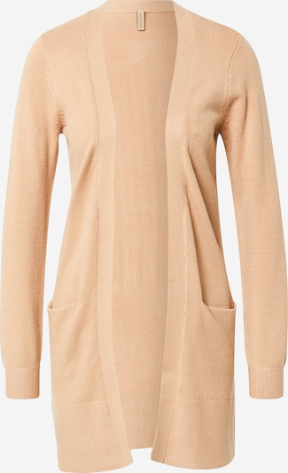 Soyaconcept Strickjacke 'BLISSA' in beige, Produktansicht