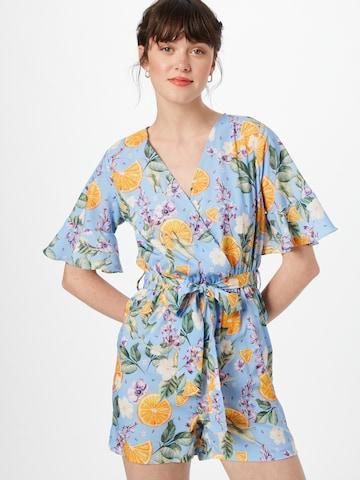 Trendyol Jumpsuit in Blauw