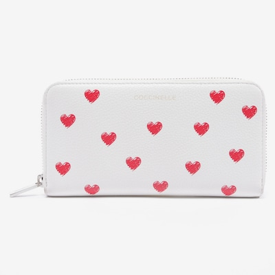 Coccinelle Small Leather Goods in One size in White, Item view