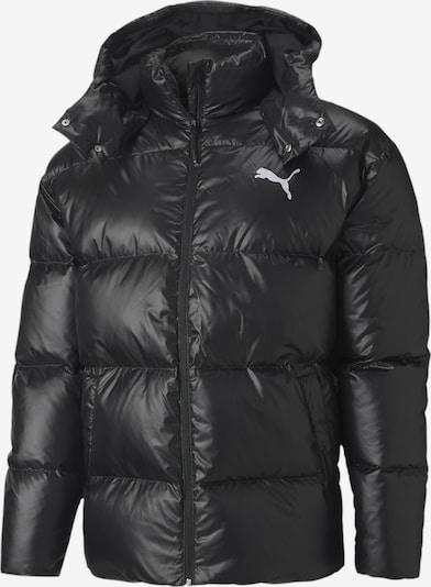 PUMA Winterjas in de kleur Zwart, Productweergave
