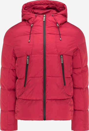 Giacca invernale Mo SPORTS di colore rosso / nero, Visualizzazione prodotti