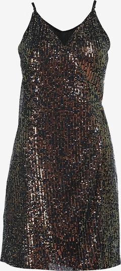 Rochie de cocktail faina pe gri bazalt / mai multe culori, Vizualizare produs