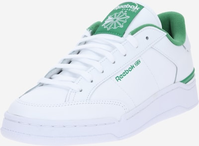 Reebok Classic Sneaker 'AD Court' in grün / weiß, Produktansicht
