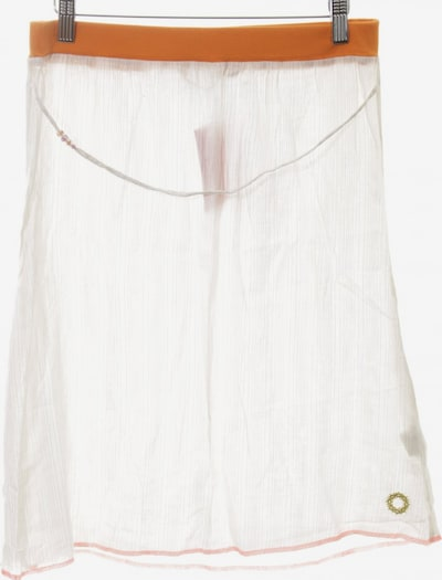 Gsus Sindustries Skirt in S in Light orange / White, Item view