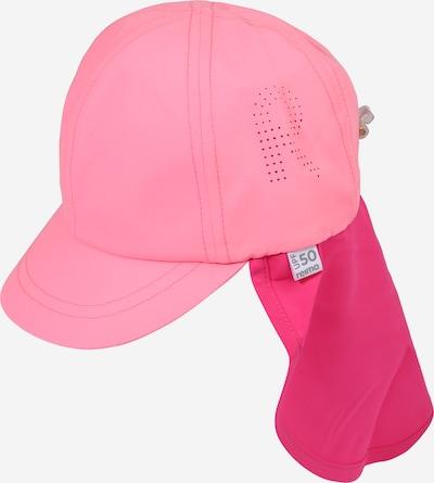Reima Chapeau 'Vesikirppu' en rosé / rose néon, Vue avec produit