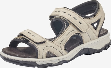 Sandales de randonnée 'Massa' RIEKER en beige
