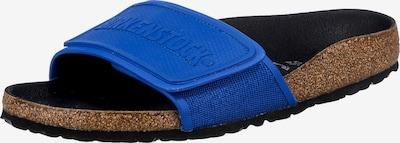 BIRKENSTOCK Pantolette 'Tema ' in blau, Produktansicht