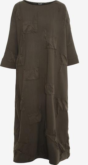 Madam-T Kleid 'Faila' in grün, Produktansicht