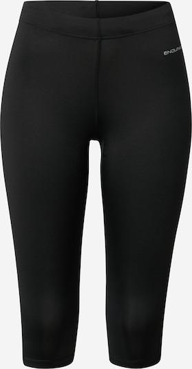 ENDURANCE Sporthose 'Zaragosa' in schwarz / weiß, Produktansicht