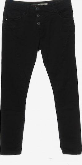 Please Now Röhrenhose in S in schwarz, Produktansicht