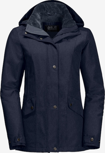 JACK WOLFSKIN Outdoor Jacket 'Park Avenue' in Dark blue, Item view