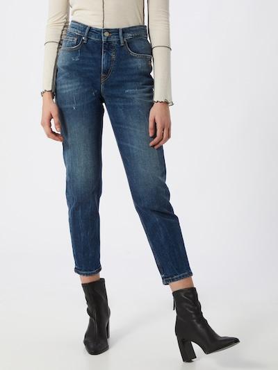 Gang Jeans 'Gloria' in de kleur Blauw denim, Modelweergave