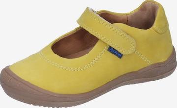 RICHTER Schuh in Gelb