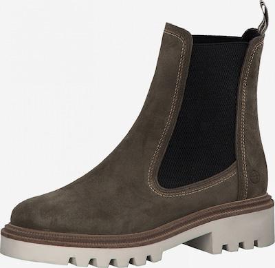 TAMARIS Chelsea Boots i grøn, Produktvisning