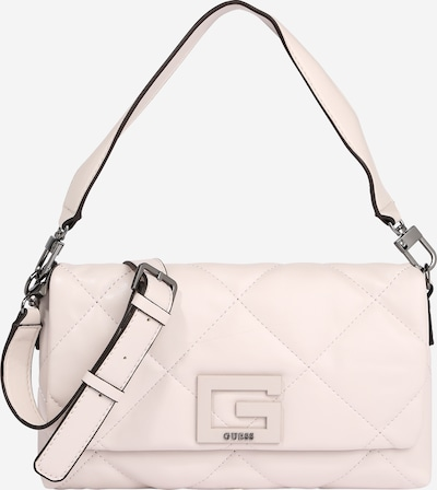 GUESS Shoulder Bag 'BRIGHTSIDE' in Nude / Platinum, Item view