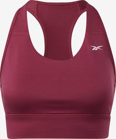 Reebok Sport Sport-BH in pink / fuchsia, Produktansicht