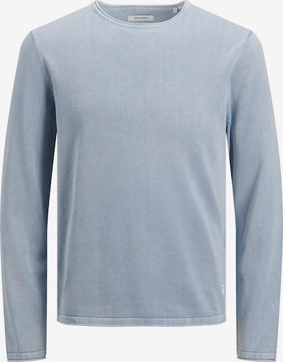 Jack & Jones Plus Pullover 'Leo' in himmelblau, Produktansicht