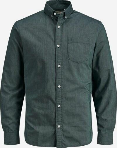 Produkt Overhemd in de kleur Donkergroen, Productweergave