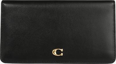 Piniginė iš COACH, spalva – juoda, Prekių apžvalga