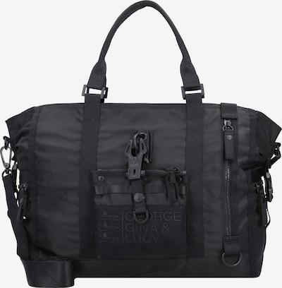 George Gina & Lucy Handtasche 'Basic' in schwarz, Produktansicht