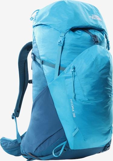 THE NORTH FACE Sportrugzak 'Hydra 38 RC' in de kleur Turquoise / Hemelsblauw / Wit, Productweergave