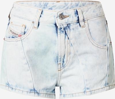 DIESEL Jean 'JOYS' en bleu clair, Vue avec produit