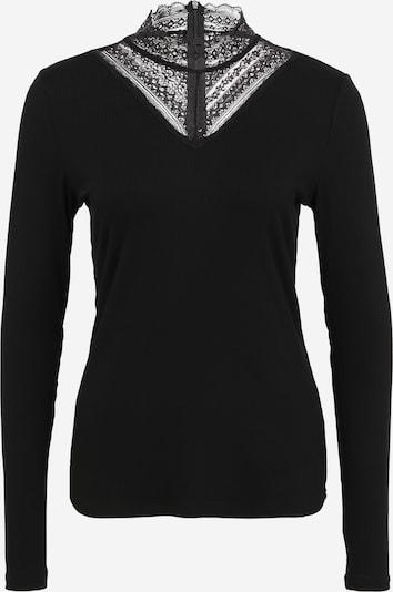 Vila Tall Shirt 'SOLITTA' in Black, Item view