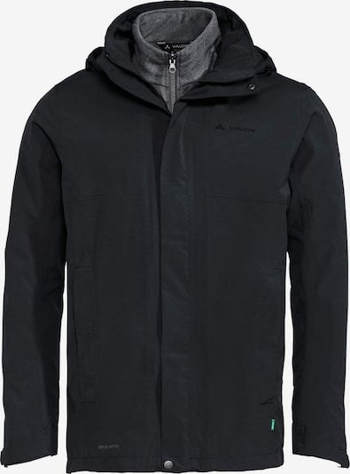 VAUDE Jacke in schwarz, Produktansicht