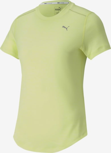 PUMA IGNITE Heather Damen T-Shirt in grau / grün, Produktansicht