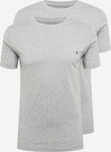REPLAY Shirt in graumeliert, Produktansicht