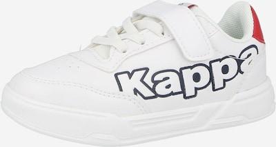 KAPPA Sneaker 'YARROW' in dunkelblau / rot / weiß, Produktansicht