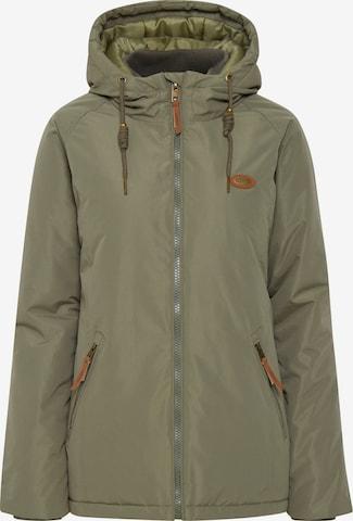 Oxmo Winter Jacket 'Tekla' in Green